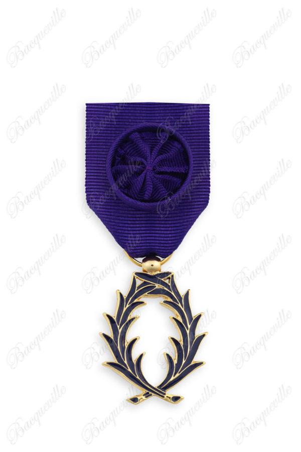 Palmes Académiques - Officier