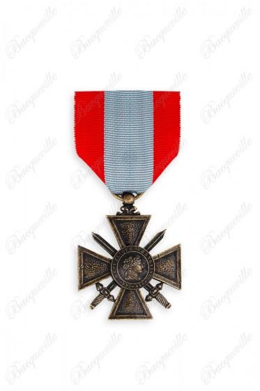 Croix de guerre des Théâtres d'Opérations Extérieurs (TOE)