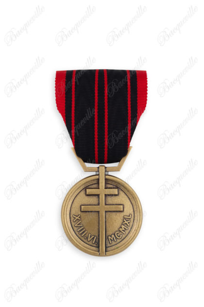 Médaille de la Résistance - Chevalier