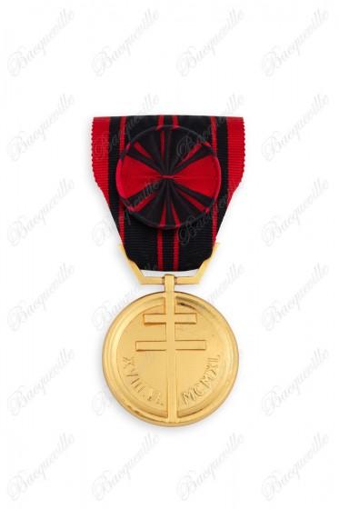 Médaille de la Résistance - Officier