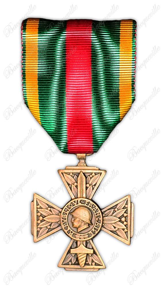 Croix du Combattant Volontaire 1914-1918 (Ordonnance)