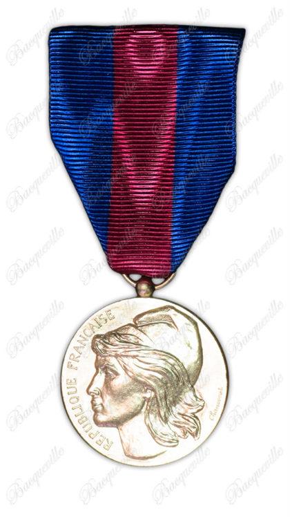 Médaille des Services Militaires Volontaires - Bronze (Ordonnance)