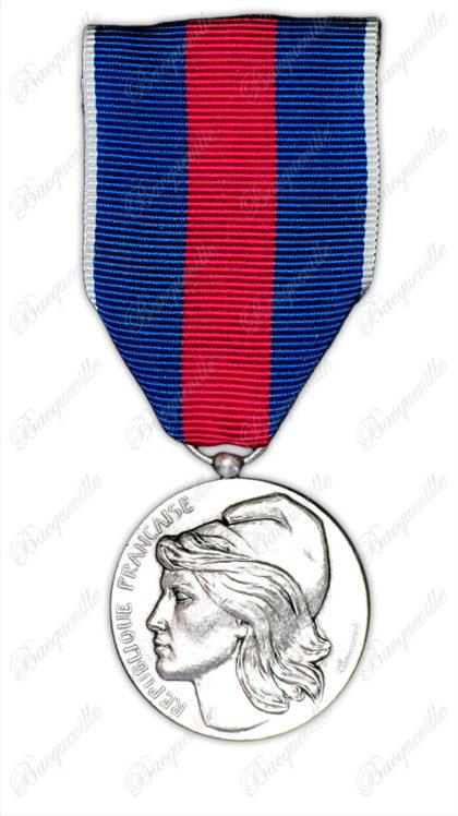Médaille des Services Militaires Volontaires - Argent (Ordonnance)