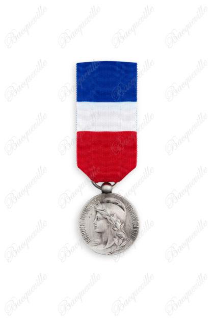Médaille du travail 20 ans / Grade Argent