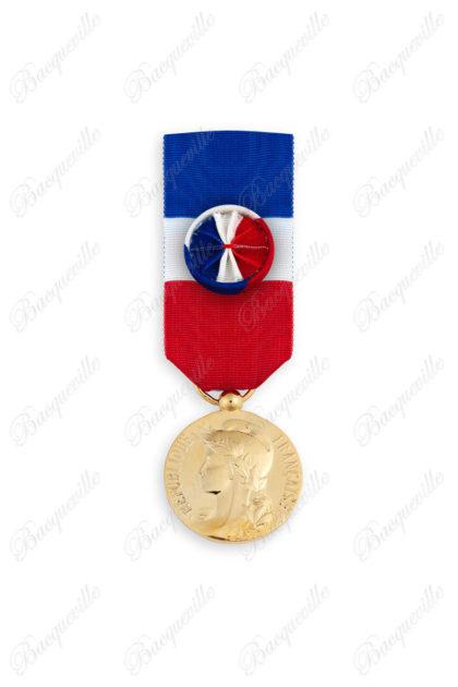 Médaille du travail 30 ans / Grade Vermeil
