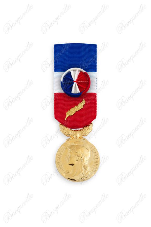 Médaille du travail 35 ans / Grade Or