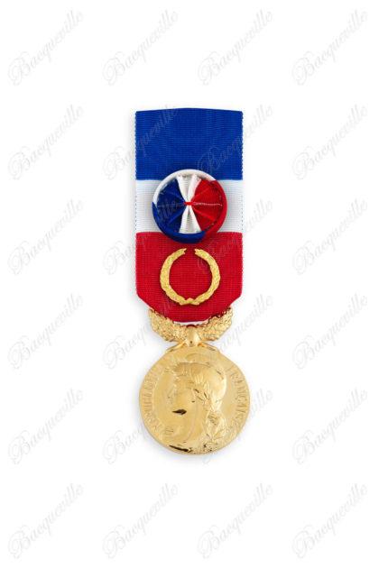 Médaille du travail 40 ans / Grade Grand Or