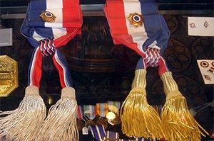 Insignes pour mairie - Colliers & écharpes